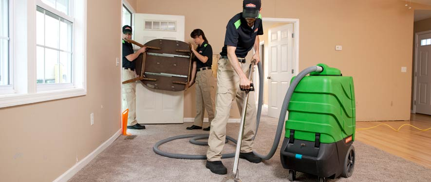 Barberton, OH residential restoration cleaning